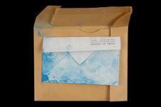 Religion : Petit paquet de poudre bleue