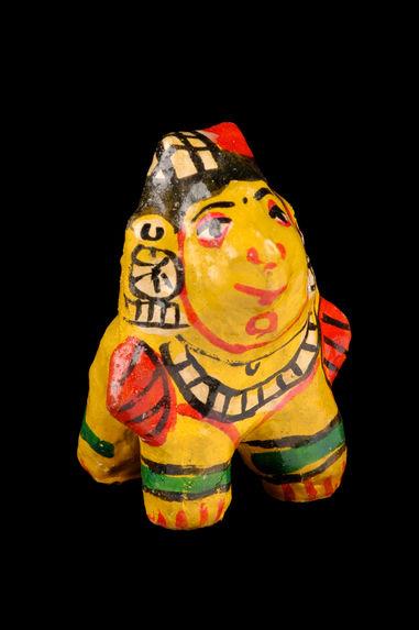 Figurine votive représentant Krishna