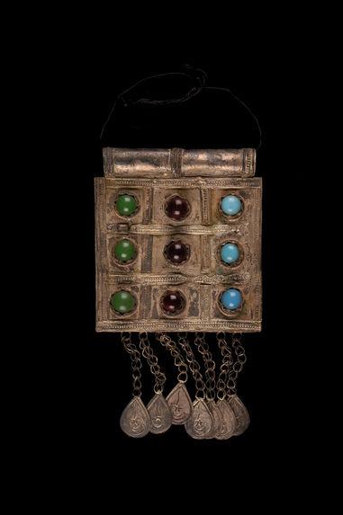 Pendentif amulette