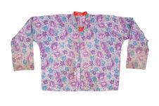Costume de petite fille : blouse