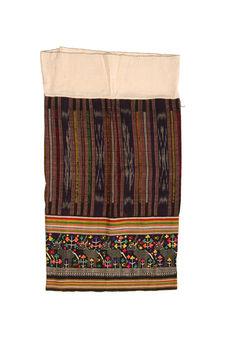 Costume de mariage : jupe tubulaire