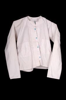 Costume de femme : chemise