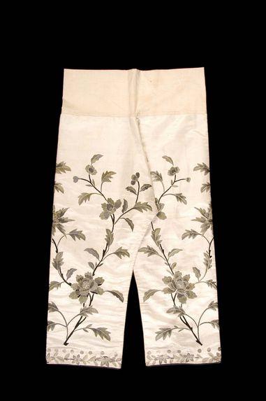 Costume de théâtre : pantalon