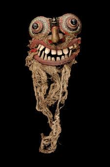 Masque d'exorcisme