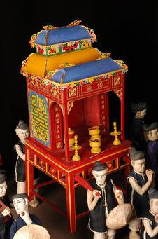 Elément d'autel (partie supérieure)