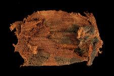 Fragment de sac ou de bourse