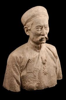 Buste de mandarin