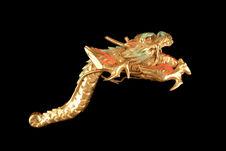 Figurine représentant un dragon
