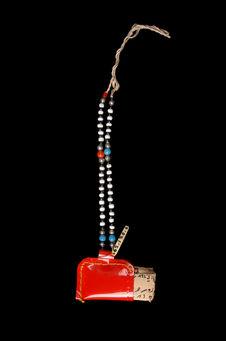 Collier porte-amulettes