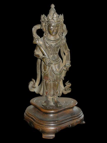 Statuette de divinité