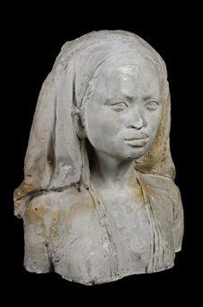 Mour Fhem - buste de femme