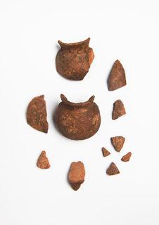 Pot (fragments)