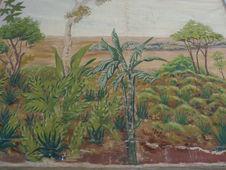 Diorama : Paysage, désert et végétation II