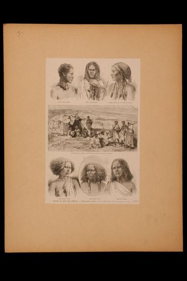 Voyage au pays des çomalis - Mission de M. G. Revoil