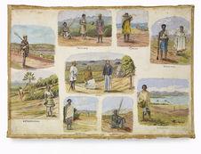 Peinture malgache