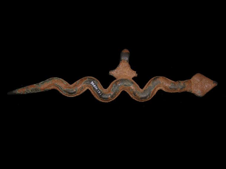 Pendentif zoomorphe