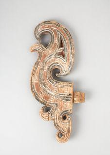 Elément de façade - corne-oreille