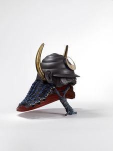 Casque de samouraï