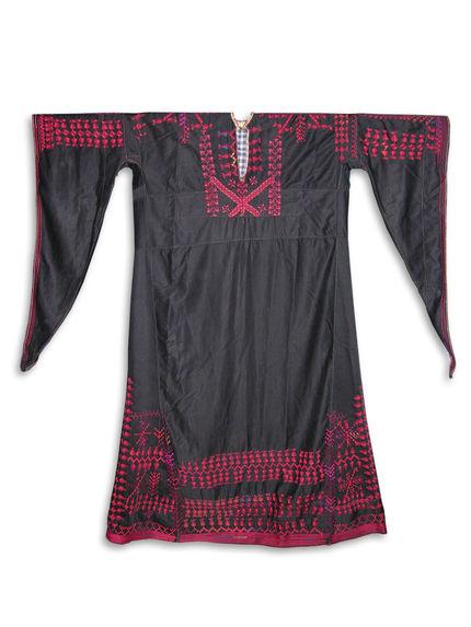 Robe de fête de Bédouine