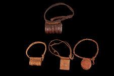 Bracelets porte-amulettes