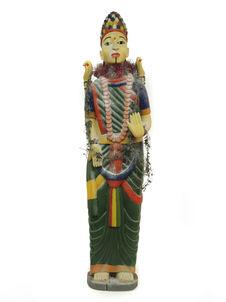 Statue de Mamy Wata
