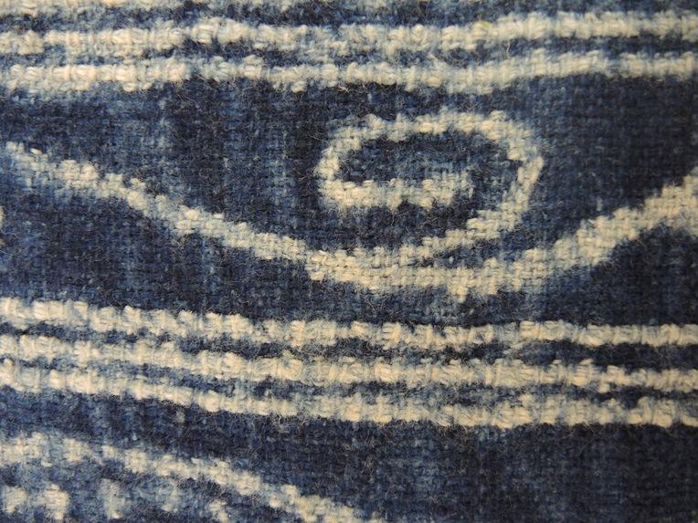 Textile féminin omada