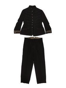 Dolman d'administrateur des colonies et son pantalon