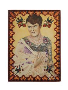 Portrait de Betty Broadbent