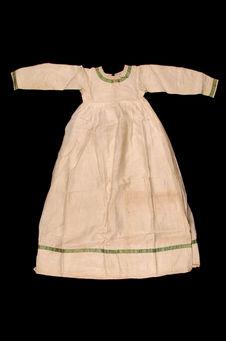 Robe de servante