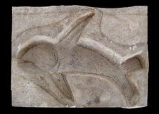 Moule d'un bas-relief du Palais de Glèlé. (royaume d'Abomey)