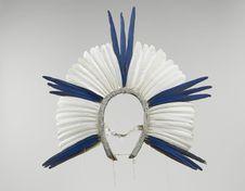 Elément de couronne radiale : couronne de plumes
