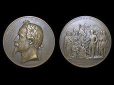 Médaille - Napoléon III