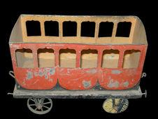 Wagon de train (modèle)