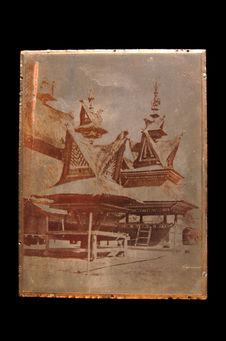 Plaque  lithographique