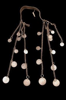 Collier de femme rurale ou bédouine