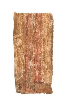 Peinture (fragments) de l'église Abba Antonios
