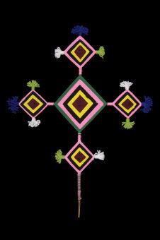 Croix de laine