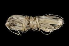 Echantillon de fibre de bois