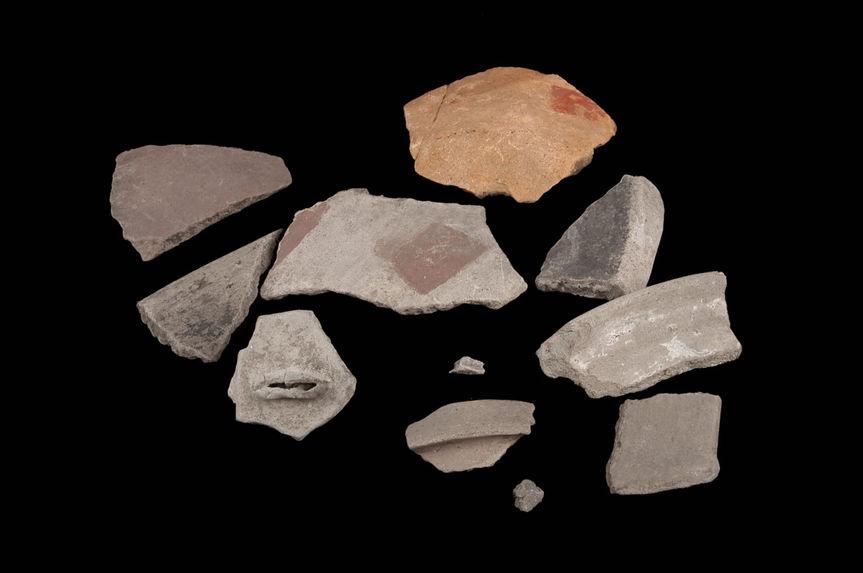 Céramique  (fragment )