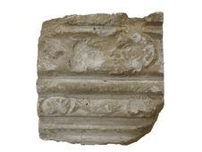 Fragment de frise architecturale