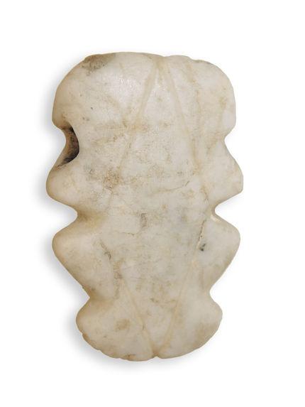 Amulette anthropomorphe