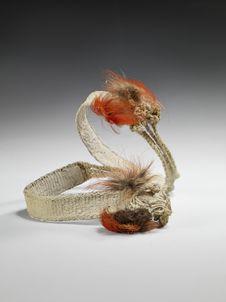 Paire de bracelets-brassards