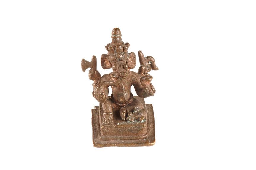 Figurine représentant Ganesha