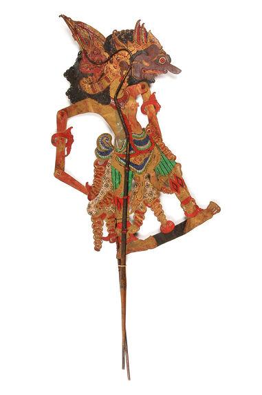 Figure de wayang kulit : Jakatawan (Anak Werkudara)