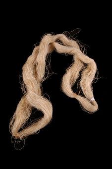 Echeveau de soie