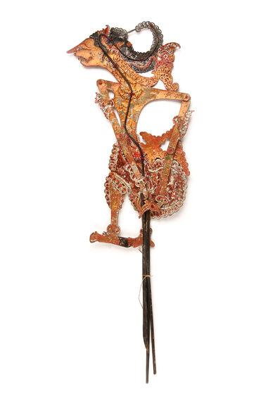Figure de wayang kulit : Purwaganda
