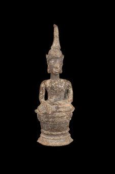 Bouddha vainqueur de Mara (Maravijaya)