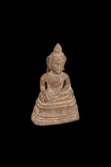 "Bouddha vainqueur de Mara (""Maravijaya"")"