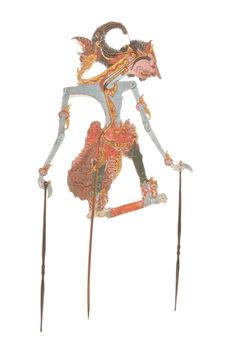 Figure de wayang kulit : Aria Seta Deri Negri Chempala