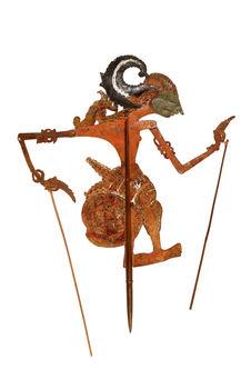 Figure d'ombres : prince Saruba Kemain Juti
